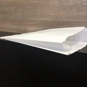 eltalpas papirzacsko feher 18x35 cm