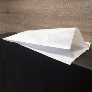 eltalpas papirzacsko feher 23x45 cm